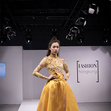 Fashion HK at China International Fashion Fair, Shanghai, CHIC S18