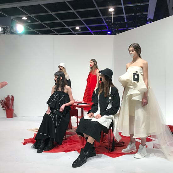 HKTDC - Hong Kong Fashion Week FW18